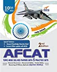 This is the first book based on the Past papers of AFCAT in which the questions are divided in a Topic-wise manner.  • The book covers all the AFCAT papers since its inception in 2011. In all a total of 10 papers are covered in the book.  • The AFCAT...