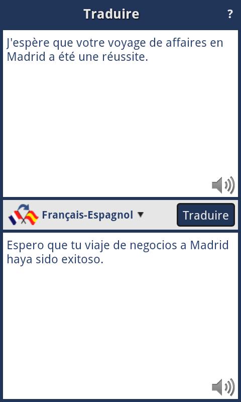 Meilleur Espagnol Anglais Traducteur Android Weaferlewanga