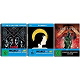 Dan Browns Illuminati + The Da Vinci Code + Inferno [Steelbook Blu-ray Set] Teil 1+2+3