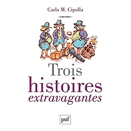 Trois histoires extravagantes (Hors collection)