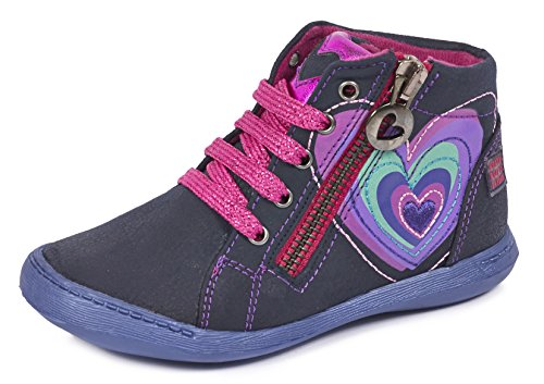 Agatha Ruiz de la PradaBuffo - Sneaker Bambina, Blu (Azul (Mandy)), 27
