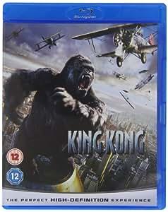 King Kong [Blu-ray][Region Free]