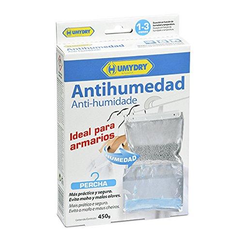 HUMYDRY - Percha antihumedad, 450g