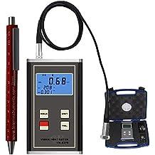 teren-vm-6370Medidor de vibración Digital Medidor Calibre Vibrometer para maquinaria de movimiento