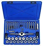Irwin Tools 1835092Performance Einfädeln-System Plug Gewindebohrer und Schneideisen-Set, metrisch, Hemdenknöpfe