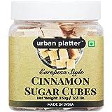 Urban Platter Rough Cut Cinnamon Sugar Cubes, 400g