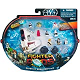 Star Wars A0321 Fighter Pods Series 2 - Republic Drop Ship Vehicle & Figures Pack