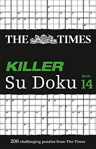 The Times Killer Su Doku Book 14 por The Times Mind Games