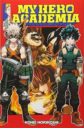 My Hero Academia, Vol. 13 Cover Image