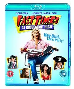 Fast Times At Ridgemont High [Blu-ray] [Region Free]