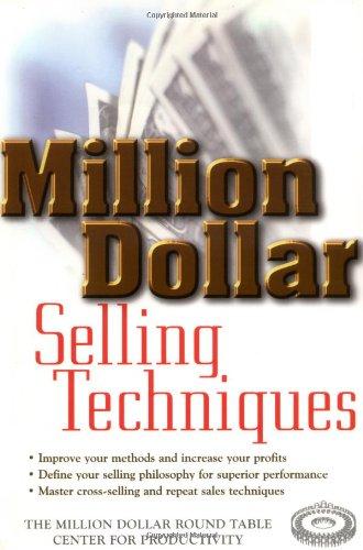 million-dollar-selling-techniques