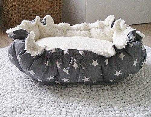 snugglechi's OASE Hundebett Katzenbett (Suite Tragetasche)