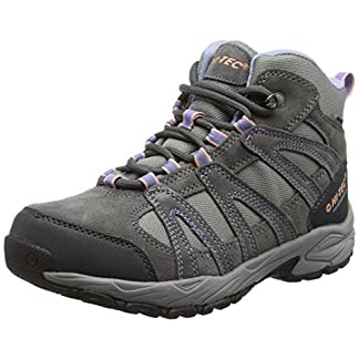 Hi-Tec Women's Alto Ii Mid Waterproof High Rise Hiking Boots 10