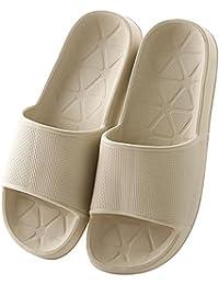 8d3fb06192d Mianshe Zapatillas de Ducha o Antideslizantes de Espuma Unisex Cuarto de  Ba o Piscina Playa