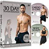 Crosby Tailor - 30 Day Transformation (2 DVD Fitness Workout Set + Calendar)...
