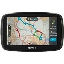 TomTom GO 51 World GPS per Auto, Segnala Traffico, Tutor&Autovelox