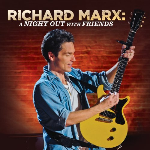 Richard Marx: A Night Out With Friends (Audio CD)