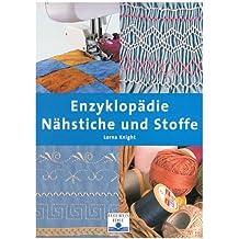 Enzyklopädie Nähstiche und Stoffe