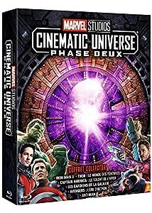 Marvel Studios - Cinematic Universe : Phase Deux [Blu-ray]