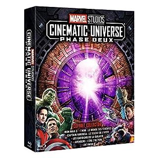 Marvel Studios Cinematic Universe : Phase Deux [Blu-ray]