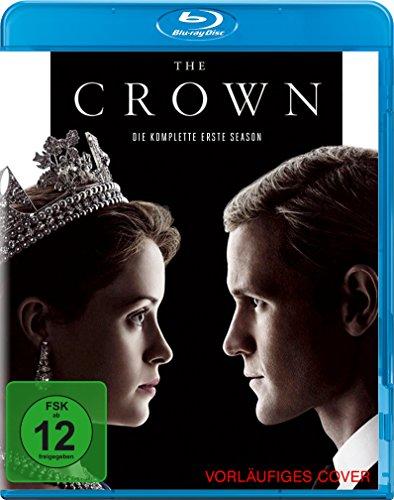 Produktbild The Crown - Die komplette erste Season [Blu-ray]