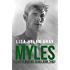 Myles (Carter Brother Series Book 3) (English Edition)