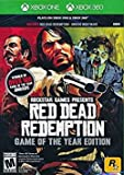 Tradico® Red Dead Redemption Game of The Year Edition Xbox One 360 Game Brand New