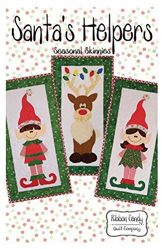 Ribbon Candy Santa 's Helpers (Santa S Elfen)
