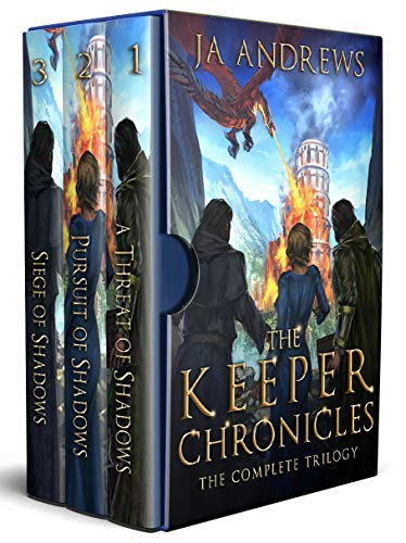 The Keeper Chronicles: The Complete Epic Fantasy Trilogy (English Edition) (Chronicles Keeper)
