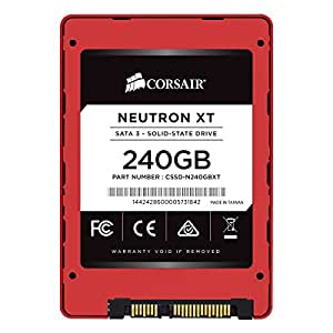 Corsair Neutron XT Series SATA 3 SSD, 240GB