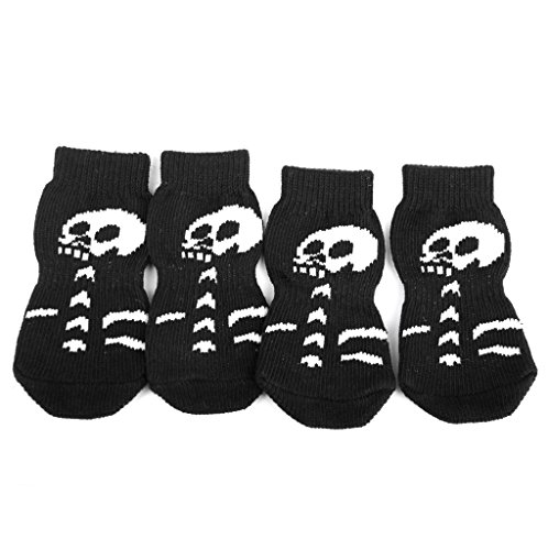 katzeninfo24.de Haustier Hund Pfotenschutz Hündchen Katze Socken M