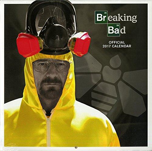 Grupo Erik Editores Breaking Bad - Calendario 2017, 30 x 30 cm (Square Wall)