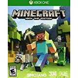 Microsoft Minecraft, Xbox One Basic Xbox One English video game - video games (Xbox One, Xbox One, Simulation, Multiplayer mode, E10+ (Everyone 10+))
