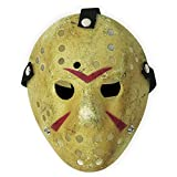 SN001 COSTUME PROP HORROR HOCKEY MASK JASON VS. FREDDY FRIDAY THE 13TH HALLOWEEN MYERS