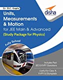Disha's Physics series by North India's popular faculty for IIT-JEE, Er. D. C. Gupta, have achieved a lot of acclaim by the IIT-JEE teachers and students for its quality and in-depth coverage. To make it more accessible for the students Disha now re-...