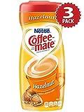 Nestlé Coffee-Mate Hazelnut Powder Kaffeesahne - 3er Pack (3x425g)