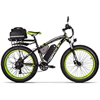 RICH BIT RT022 1000W vélo électrique Smart e-Bike 48V*17Ah Li-Batterie