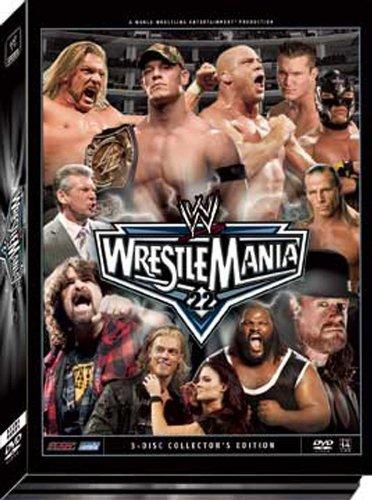 WWE: WrestleMania 22 (RC1 US IMPORT)