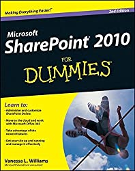 SharePoint 2010 For Dummies by Vanessa L. Williams (2012-07-10)
