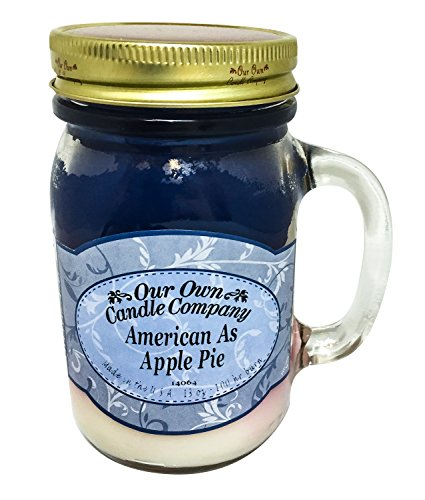Our Own Candle Company Duftkerze American Apple Pie 368 g