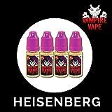 Vampire Vape 4 x Heisenberg (and other flavours) 10ml Bottle by Vampire Vape immagine