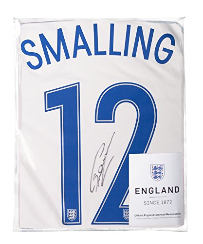 Chris-Smalling-Official-England-Back-Signed-2016-17-Home-Shirt