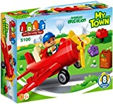 #9: Saffire My Busy Town Building Blocks, Multi Color (8 Count)