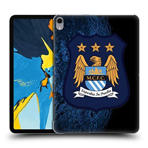 Head Case Designs Offizielle Manchester City Man City FC Away Kit Kit Crest Harte Rueckseiten Huelle kompatibel mit iPad Pro 11 (2018) -