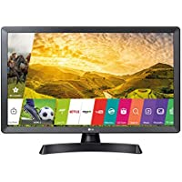 "Lg 24TL510S-PZ - Monitor TV 24"", DVB-T2, Smart TV, Internet, Web os"