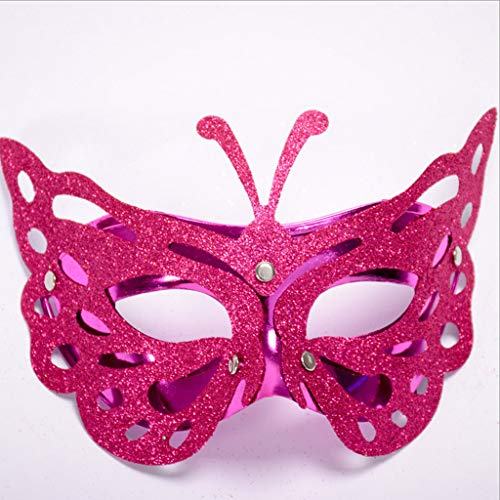 Marienkäfer Gesichter Kostüm - Mitlfuny Karnevalsparty Fancy Festival Zubehör,Karneval Maske venezianische Maskerade Masken Karneval Party Kostüm Festival Party