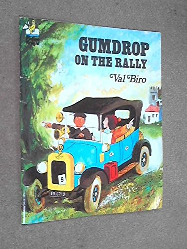 Gumdrop on the rally.