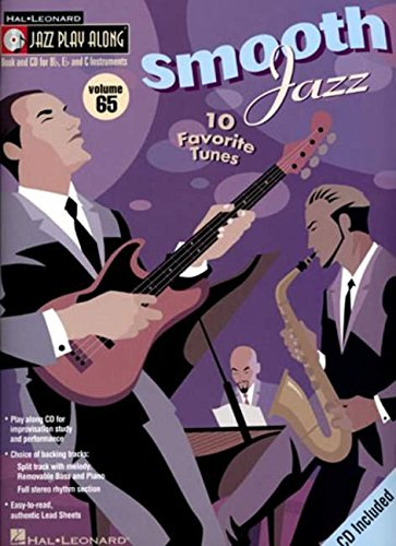 Jazz Play-Along Volume 65: Smooth Jazz All Inst Book/Cd: Play-Along, CD für Instrument(e)