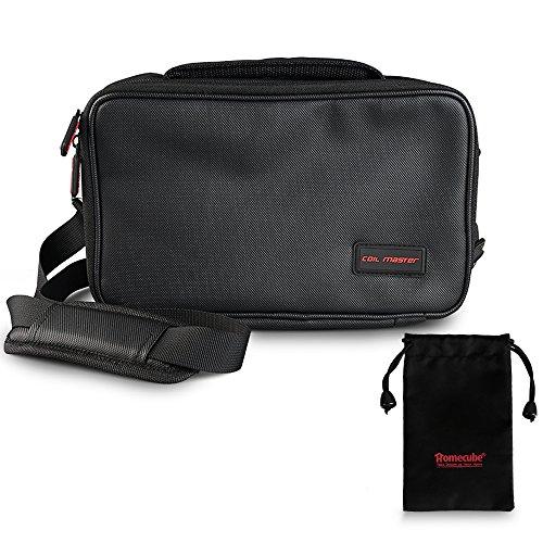 Preisvergleich Produktbild Coil Master Vape Beutel PVC Reise Schultertasche Tragbare Tasche für Werkzeuge Universal Tragetasche