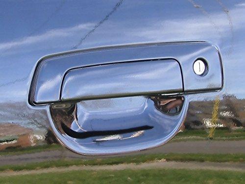 Preisvergleich Produktbild 4x Griffschale Schutzfolie 100µm stark Transparent klar durchsichtig gegen Kratzer passend für Ihr Fahrzeug